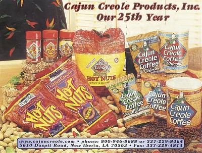 Cajun Creole Products