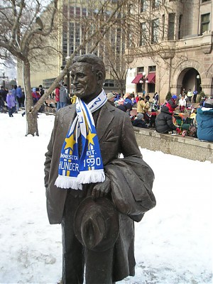 F. Scott Fitzgerald, St. Paul, MN, Feb. 05