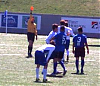 CU player sent off
