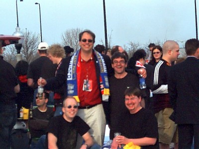 Peter Wilt and the Squad of First Minnesota