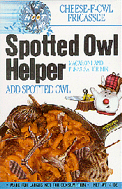 Spotted Owl Helper