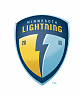 New Lightning Logo 3d version