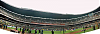 Panoramic view of Estadio Azteca