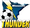 Minnesota Thunder Logo (old version)